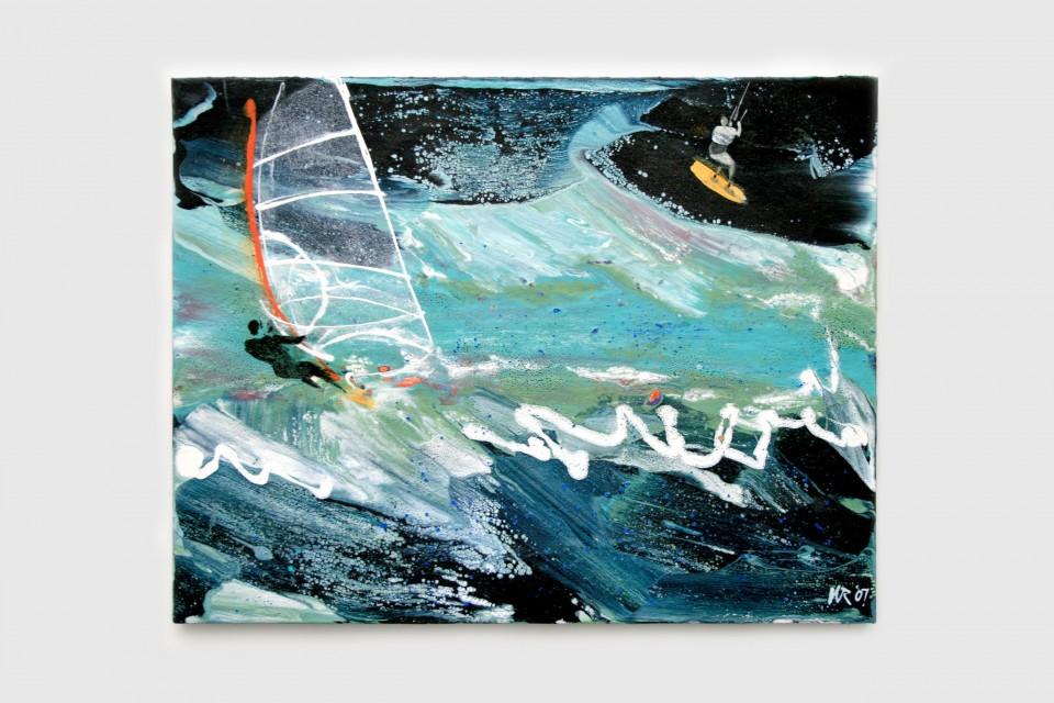 Sail-on-turf